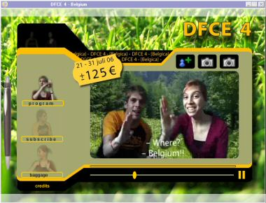 Website dfce 4