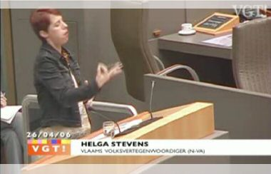 Video: Recognition of Flemish Sign Language